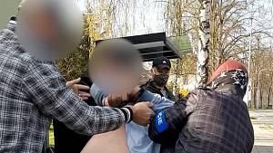 Policie informuje o dopadení vraha, který ve Chválkovicích zabil ženu