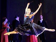 Dáma s kaméliemi v Moravském divadle Olomouc