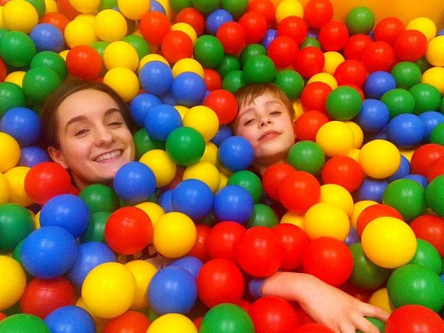 4. Dětské herní centrum ŠTĚPNICE