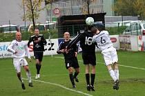 1. HFK Olomouc (v černém) vs. MFK OKD Karviná