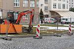 Ve Fakultní nemocnici Olomouc letos přibude 119 parkovacích míst