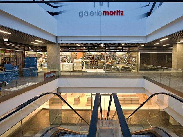 Galerie Moritz v Olomouci. Ilustrační foto