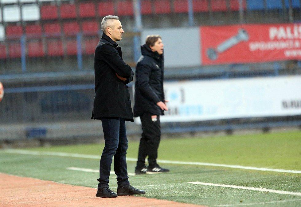 Trenér Sigmy Olomouc U19 Tomáš Janotka