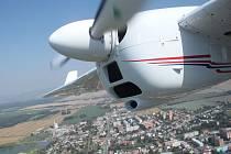 Už po dvanácté se do Dětřichova, místní části Uničova na Olomoucku slétla ultralehká letadla ze všech koutů naší země.