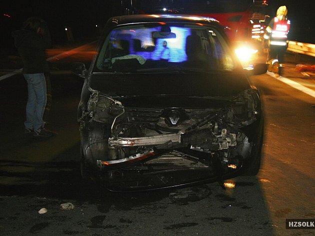 Nehoda u Unčovic