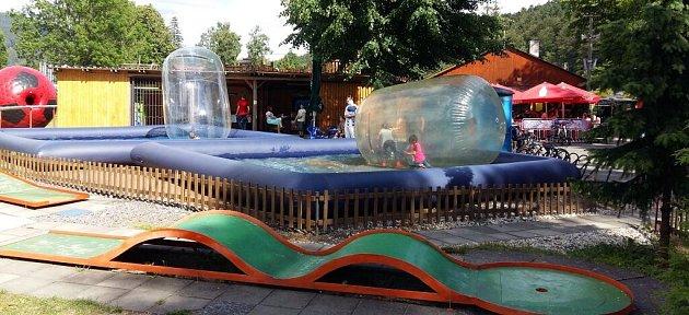 Gibon park Rožnov pod Radhoštěm