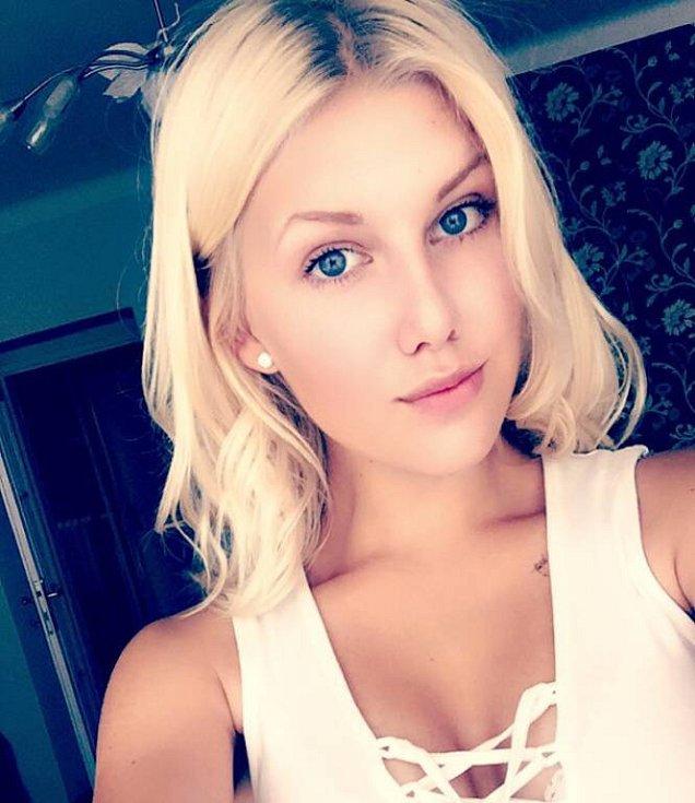 č.3Karolína Fialová, 15 let, studentka, Horní Moštěnice