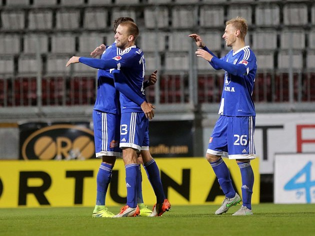 Sigma porazila Ústí nad Labem vysoko 5:0.