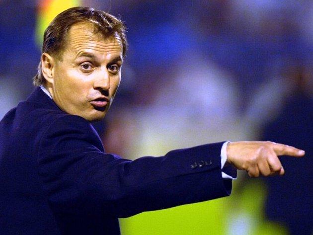 Trenér Sigmy Olomouc Martin Pulpit.