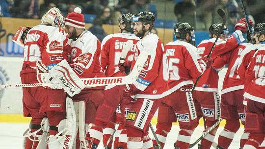 HC Škoda Plzeň vs. HC Olomouc - 2. čtvrtfinálový zápas