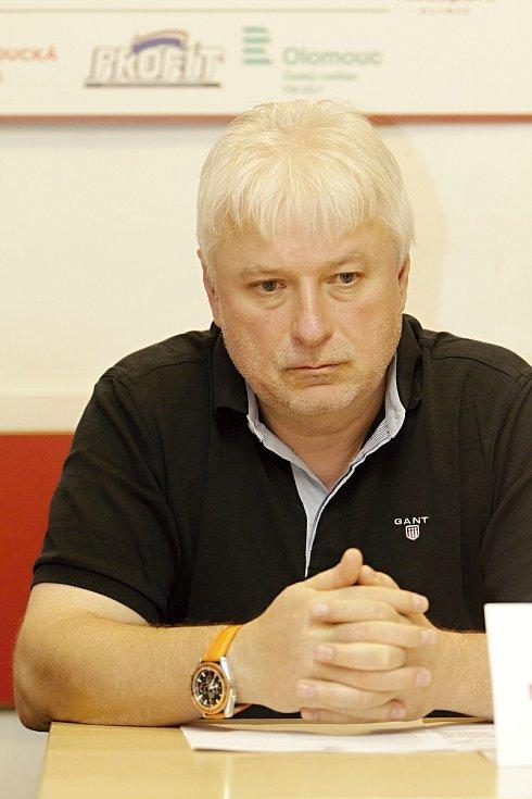 Erik Fürst, generální manažer HC Olomouc