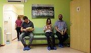 Redakce Olomouckého deníku vyrazila darovat krev na transfuzní oddělení fakultní nemocnice v Olomouci