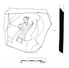V jámě skalní pukliny byla ukryta rytina z poloviny desátého století