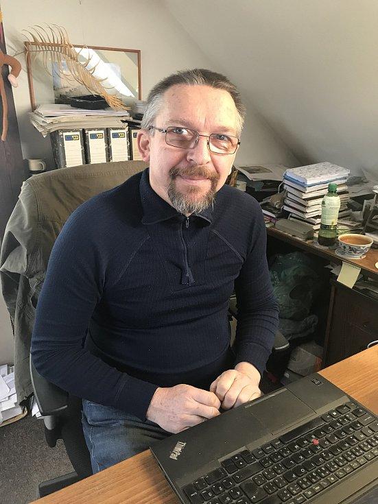 RNDr. Jiří Šafář