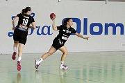 Poslední utkání házenkářek Olomouce na turnaji o Pohár míru proti Duslo Šaľa