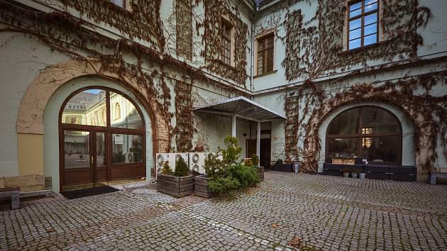 Nový studentský klub Univerzity Palackého v Olomouci