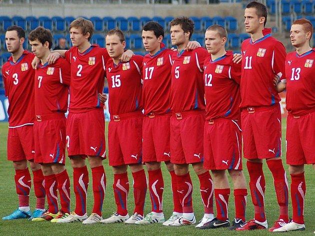 Česká fotbalová reprezentace do 21 let