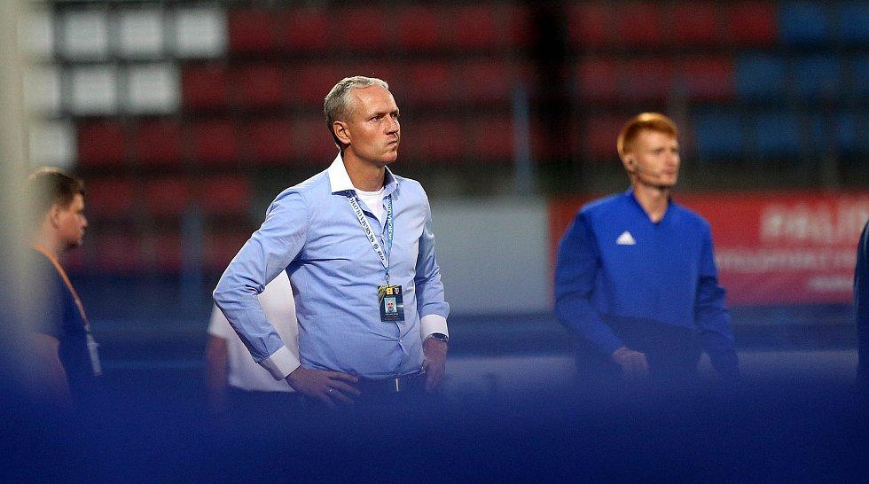 Václav Jílek, trenér Sigmy