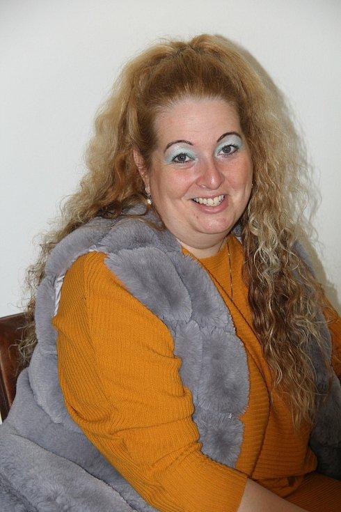 Místopředsedkyně spolku Hébem se Soňa Bebarová.