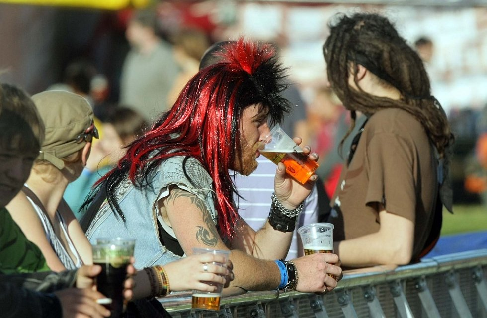 Pivní festival 2009