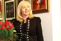 Výtvarnice Viktorie Chaloupková