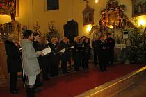 Vánoční koncert v Bohuňovicích