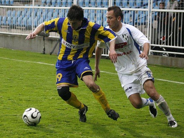 HFK Olomouc v souboji s Opavou