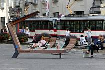 Náměstí Republiky v Olomouci je týden zavřené pro parkování.