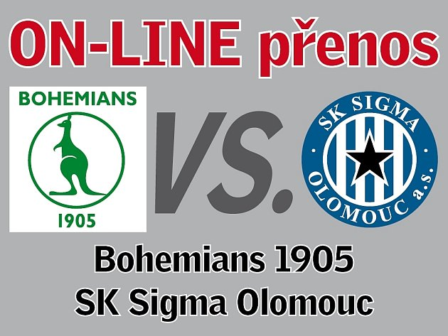 Bohemians 1905 - Sigma Olomouc