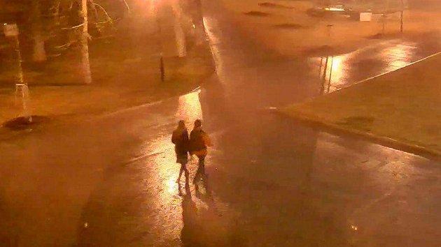 Pobodání ve Smetanových sadech. Policie hledá svědky