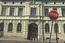 Dům v Olomoucké ulici ve Šternberku, kde chce radnice vyhlásit tzv. bezdoplatkovou zónu