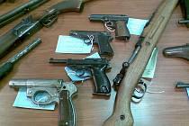 Odevzdané zbraně