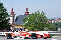 Mistrovství Evropy automobilů do vrchu ve Šternberku