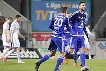MOL Cup: Sigma Olomouc - Vysočina Jihlava 2:2