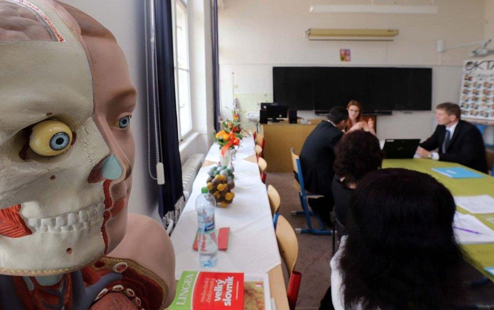 Maturita na gymnáziu v Litovli