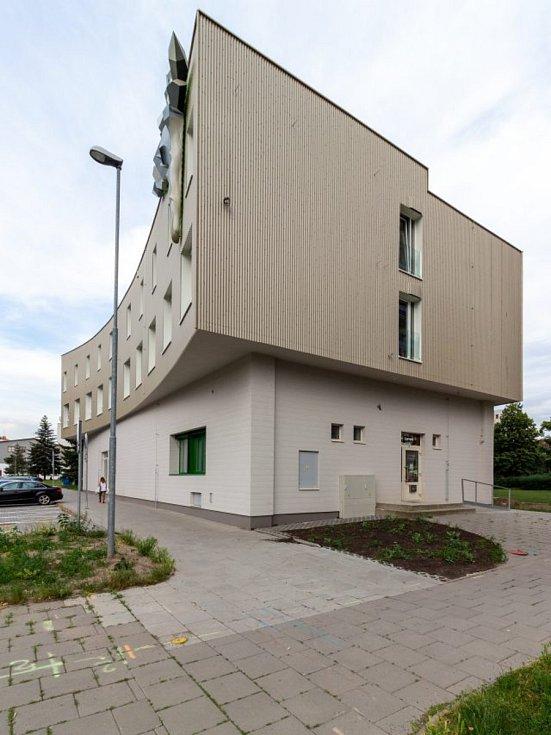 SM.ART hotel Nezvalova Archa v Olomouci. Autor Ing. Arch. David Helcel