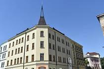 Přestavba vysokoškolské koleje u olomoucké tržnice na Centrum vědy a výzkumu Cyrilometodějské teologické fakulty UP