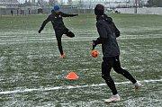 Začátek zimní přípravy fotbalistů Sigmy Olomouc