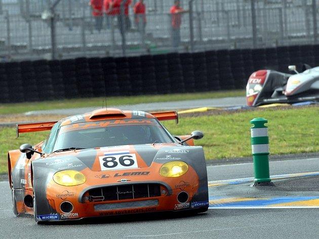 Jaroslav Janiš cíl v Le Mans neviděl.