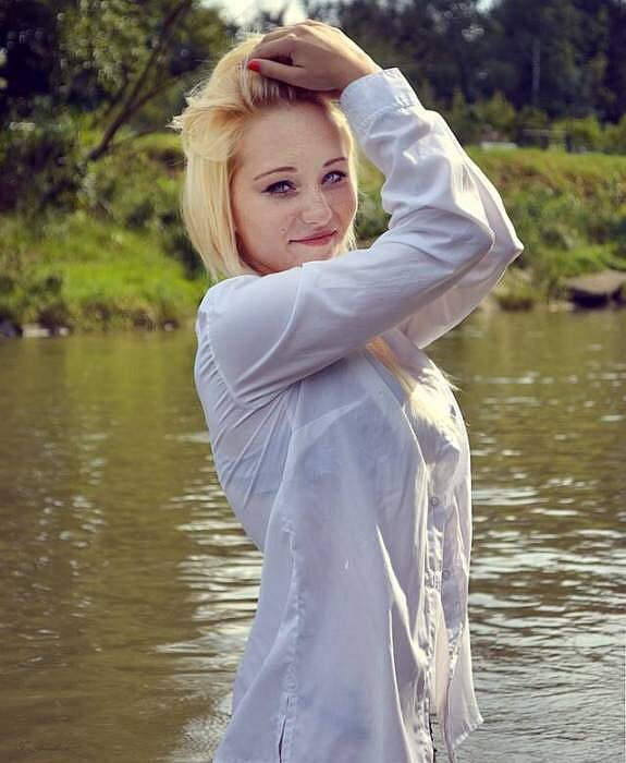 č. 14. Petra Jüttnerová, 17let, studentka, Přerov