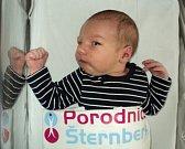 Filip Smolka, Rozvadovice narozen 14. listopadu míra 52 cm, váha 4550 g
