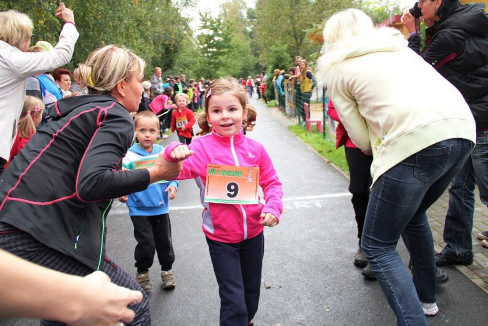 Běh s Klokanem v Olomouci