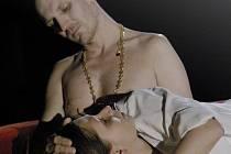 Martin Finger - vloni v představení Světanápravce, letos v Olomouci vystoupí v adaptaci Kafkova Procesu.