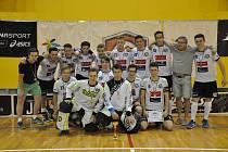Mládež FSB Olomouc se chystá na domácí Moravian Cup.