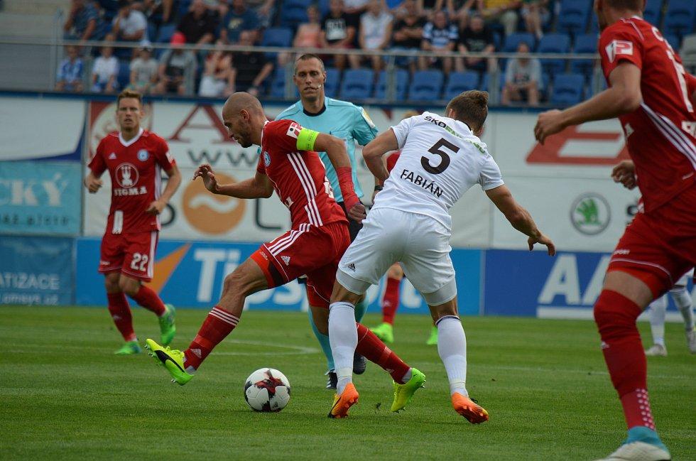 FK Mladá Boleslav - Sigma Olomouc 1:2