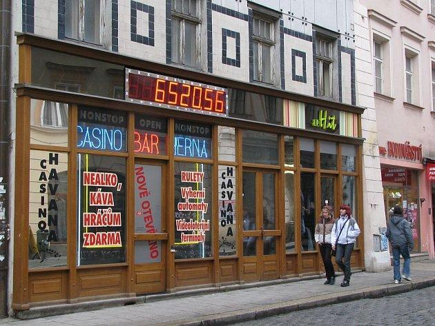 Herna v Riegrově ulici