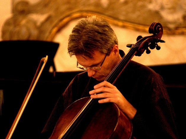 Vynikající český hudebník Jan Škrdlík