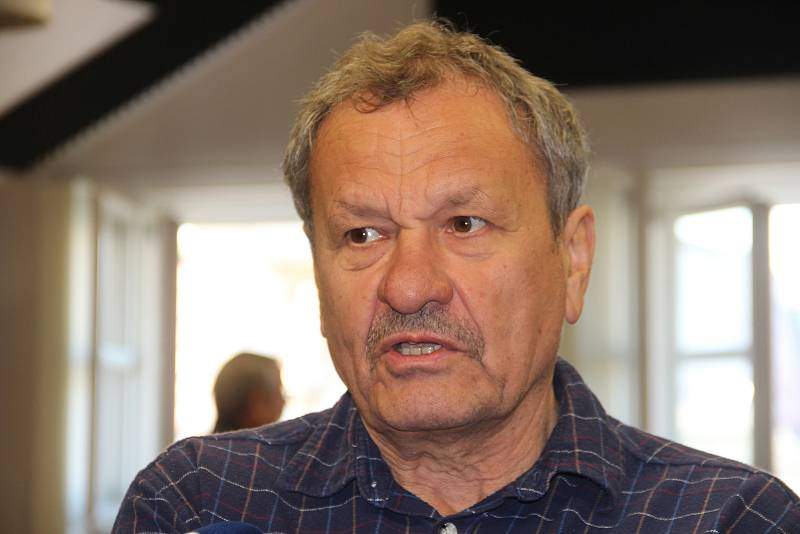 Miroslav Krobot, 11. října 2021