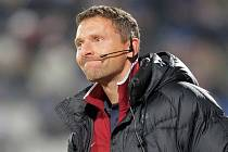 Trenér Sparty Martin Hašek