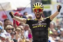 Australan Damien Howson ovládl 4. etapu i celkovou klasifikaci Czech Tour.